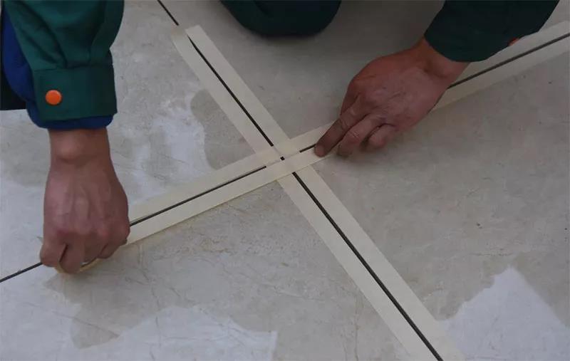 瓷砖美缝的十个小知识